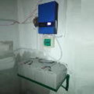 5 KW Off-Grid Solar System Syed Petrol Pump Shakardara